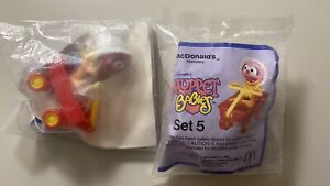 1x Henson's Muppet Babies 1986 - Mcdonald Toys (pack Is Dusty)