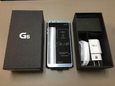 Brand NEW LG G6 GSM Unlocked - 32GB - Ice Platinum - 4G LTE - Genuine LG Product