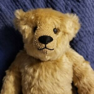 PAT MURPHY MOHAIR BEAR FULLY JOINTED AWESOME FACE AND SIZE 13""