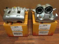 Ford Ranger 1999-2012 & Mazda B2500 BT50 1998-2010 Brake Caliper Front Pair NEW