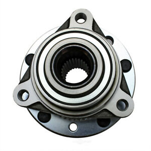 Wheel Bearing and Hub Assembly-4WD, 2-Wheel ABS Front CRS Automotive Parts