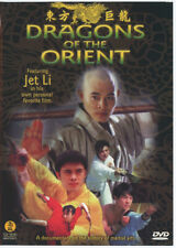 JET LI - DRAGONS OF THE ORIENT - 1988 DVD