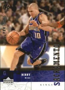 2002-03 UD SuperStars Multi-Sport Card #200 Mike Bibby
