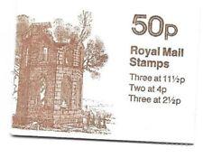 FB17b 50p Mugdock Castle Follies Perf P Scarce Ref 16276