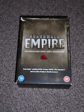 BOARDWALK EMPIRE : COMPLETE FIRST - FOURTH SEASON 1 - 4 DVD BOXSET (FREE UK P&P)