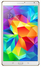 Samsung Galaxy Tab S SM-T807 16GB, Wi-Fi +4G (Tmobile/AT&T), 8.4in - White