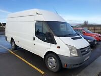 SOLD! LOOKING TO BUY ALL FORD TRANSIT SWB MWB LWB JUMBO VANS