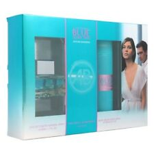 Blue Seduction by Antonio Banderas 2 pc Gift Set for Women New in Box