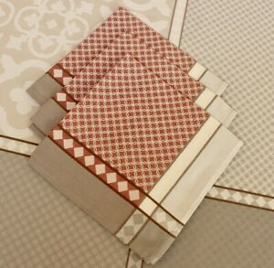 Marius Rust French Jacquard Napkin Made in France