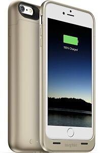 Original Mophie Juice Pack 60% Extra Battery Charger For iPhone 6 Plus 6s Plus