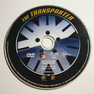 The Transporter | DVD Movie | Jason Statham, Shu Qi| Action | *Unoriginal Case*