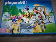 PLAYMOBIL Coach and Horses with Figures