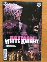 Batman White Knight #5 - Main Cover A Sean Murphy Neo Joker DC Comics 2018 NM+