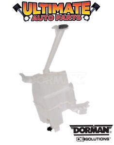 Windshield Washer Reservoir Bottle Jug w/Pump for 08-13 Nissan Rogue