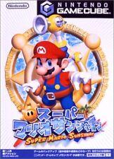 Used Super Mario Sunshine NINTENDO GAMECUBE GC JAPAN JAPANESE JAPANZON
