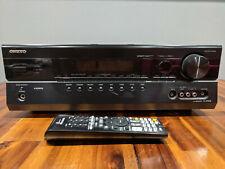 Onkyo TX SR508 7.1 Channel 100 Watt/Ch Receiver