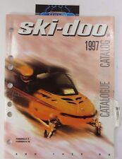 1997 SKI-DOO FORMULA S & SL FACTORY PARTS MANUAL BOOK CATALOG  P/N 480 1428 00