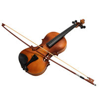 4/4 Full Size Violin Starter Kit, Natural I6T0