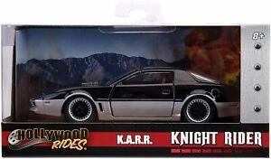 Knight Rider TV Series 1982 PONTIAC FIREBIRD K.A.A.R. 1:32 Diecast Mint in Box