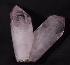 Mexico Vera Cruz twinned Amethyst specimen 126 gram