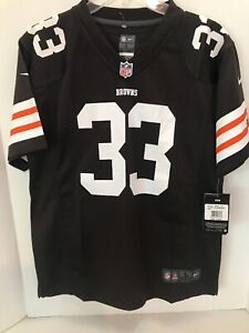 Nike On Field Cleveland Browns Jersey Youth Large L (14-16) Richardson #33 NWT