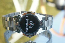 UHR LEXUS CLOCK ARMBANDUHR  WATCH  CT ES GX  IS LS LX RX SC IS C LFA SPORTCROSS
