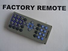 AUDIOVOX RCNN224 DVD PLAYER REMOTE CONTROL