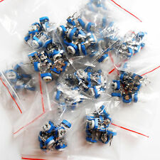 Variable Resistor Assorted Kit 13 value 130pcs potentiometer