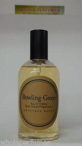 BOWLING GREEN GEOFFREY BEENE MEN 4.0/4 OZ/120ML EAU DE TOILETTE EDT SPRAY TESTER
