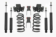 "2""-4"" Drop Lowering Kit Ford F150 F-150 SVT Lightning 1999-2004 w/Shocks"