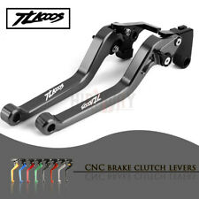 Motorbike CNC Alu Long Brake Clutch Adjustable Levers for SUZUKI TL1000S 1997-01