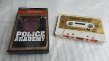 MSX Game - Police Academy