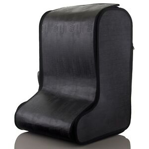 Portable Infrared Foot Sauna Heating Massage by Durasage w/ Handheld Controller