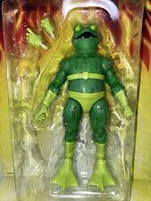 Marvel Legends Frog Man Into The Spider Verse Wave No Stilt Man BAF New 2021