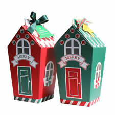 2020 Christmas Gingerhouse Party Paper Favour Candy Sweets Xmas Gift Boxes UK
