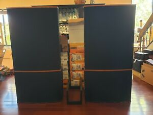 Quad ESL-63 USA Monitor Speakers with Gradient Integrated Subwoofers