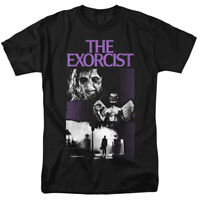 The Exorcist Movie Excellent Day 1973 Horror Officially Licensed Adult T-Shirt