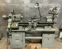 """CLAUSING Model 6339 Engine Machinist Lathe 13"""" x 32"""" Tooling 5C Collets 1 Phase"""