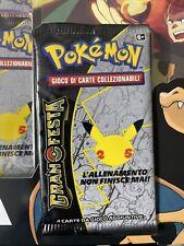 Carte Pokemon Gran Festa Pacchetto Singolo Nuovo Bustine Booster Pacchetti