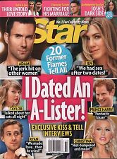 Star Magazine August 11 2014 Taylor Swift, Adam Levine  EX 010616DBE2
