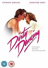 Dirty Dancing (1987) Patrick Swayze Jennifer Grey | New | Sealed | DVD