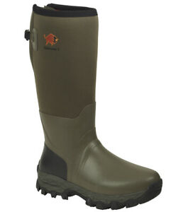 "Gateway 1 Woodwalker 18"" Mens Wellington boots, shooting, hunting, walking,"