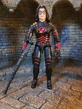Fuerza De Acción Gi Joe Cobra colector serie la baronesa versión 1 Repintado