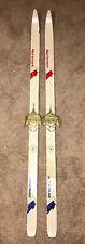 Vintage Normark Esko JARVINEN Made in Finland Austria Cross Country Skis 71
