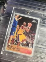 Kobe Bryant Rookie 1996-97 Topps Chrome RC Reprint 138 (former GMA, not PSA BGS)