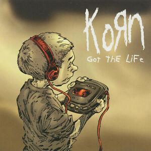 KORN - GOT THE LIFE (PROMOCIONAL) CD-SINGLE