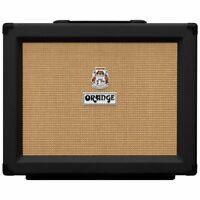 "Orange Amps PPC112 Closed-Back Speaker Cabinet, 60-Watt 16-Ohm 1x12"" - Black"