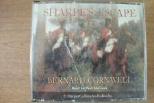 Bernard Cornwell - Sharpe's Escape (CD-Audio) . FREE UK P+P ....................