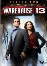 Warehouse 13: Season Two [New DVD] 3 Pack, Repackaged, Snap Case