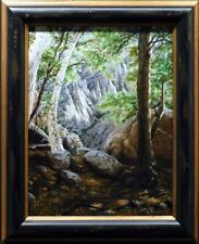 """Bradley Elsberry """"Lighting the Way"""" Oil on canvas Hand Signed Make an Offer"""